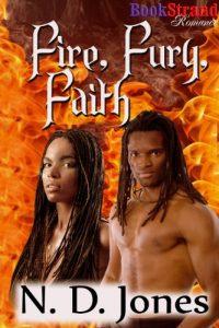 N. D. Jones | Fire Fury Faith | Black Book Promo | Ja'Nese Dixon