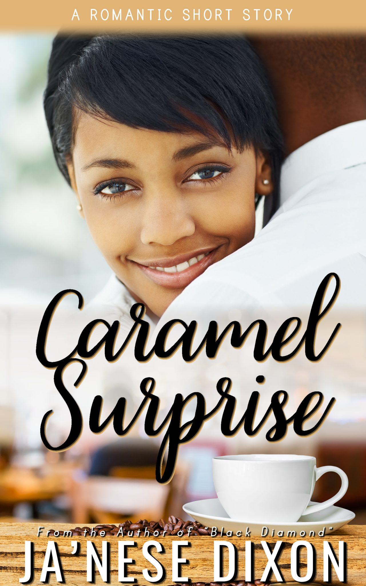 Caramel Surprise by Ja'Nese Dixon