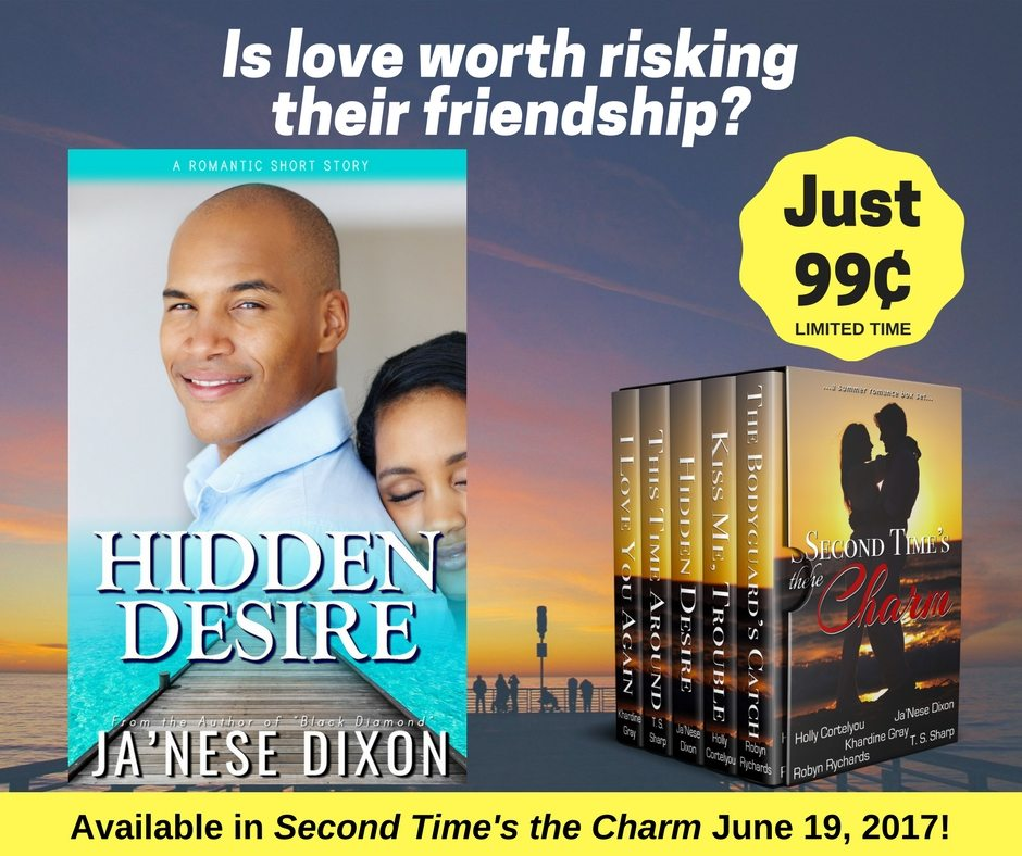 Hidden Desire | Second Time's the Charm