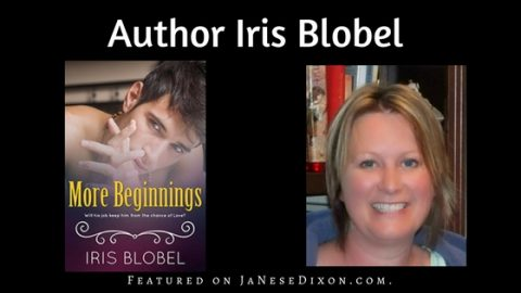 Author Iris Blobel | Ja'Nese Dixon