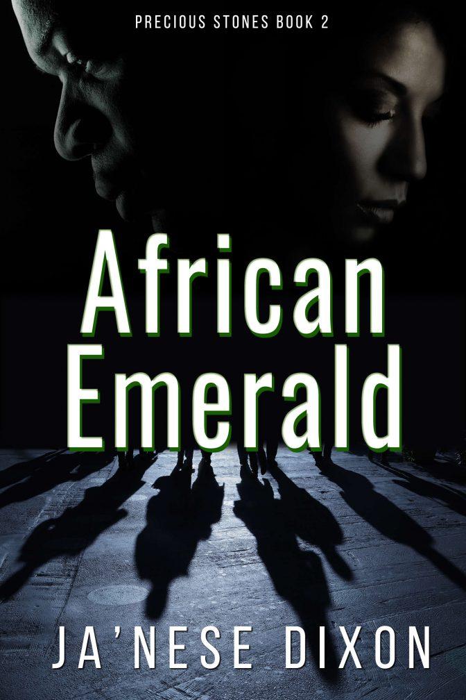 African Emerald by Ja'Nese Dixon