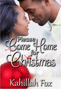 Kahillah Fox | Please Come Home for Christmas | Ja'Nese Dixon