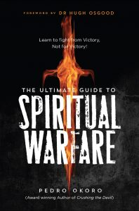 Pedro Okoro | The Ultimate Guide to Spiritual Warfare | Black Book Promo | Ja'Nese Dixon