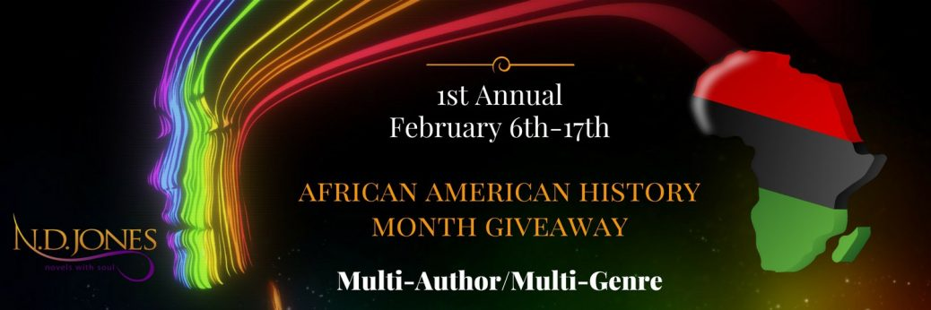 African American History Giveaway