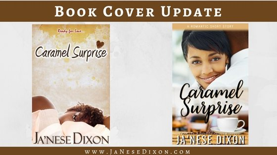 Book Cover Craft Update : Book cover author ja nese dixon