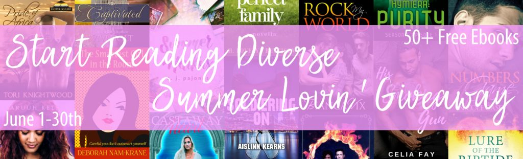 Reading Diverse Giveaway