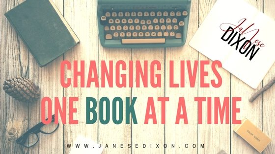 One Book at a Time | Ja'Nese Dixon