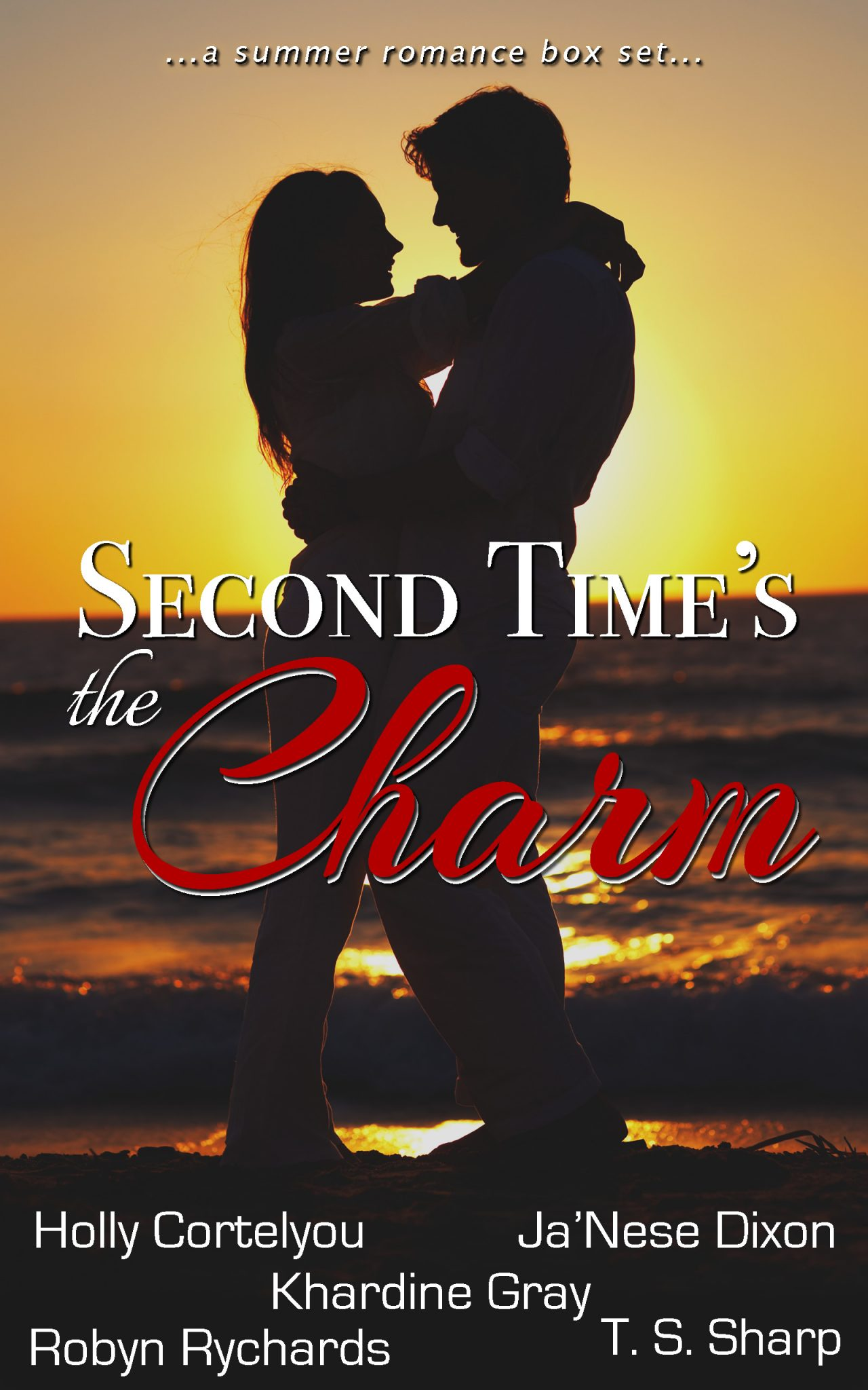 """Second Time's the Charm Boxed Set with Ja'Nese Dixon"