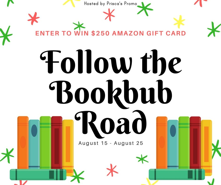 Follow the Bookbub Road | Ja'Nese Dixon