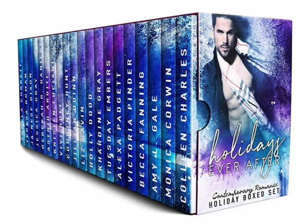 Holidays Ever After: A Contemporary Romance Boxed Set