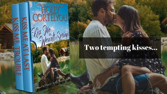 Kiss Me In Wescott Springs | Holly Cortelyou