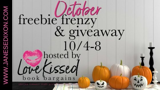 October Freebie and Giveaway | Ja'Nese Dixon
