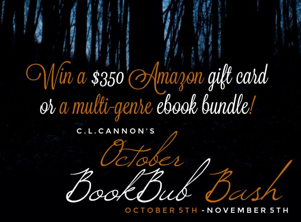 October Bookbub Bash | Ja'Nese Dixon