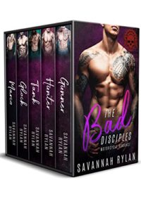 Bad Disciples Motorcycle Romance | Savannah Rylan | Ja'Nese Dixon
