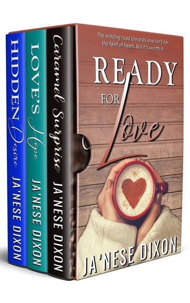 Ready for Love by Ja'Nese Dixon